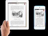 Servicio Apple iCloud iBooks