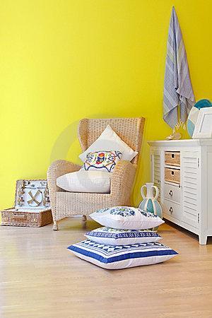 Latest giallo bluugusto with parete giallo ocra - Parete giallo ocra ...