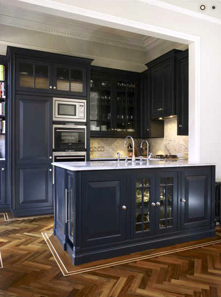 Knight moves bespoke kitchens by holloways of ludlow for Bespoke kitchen cabinets