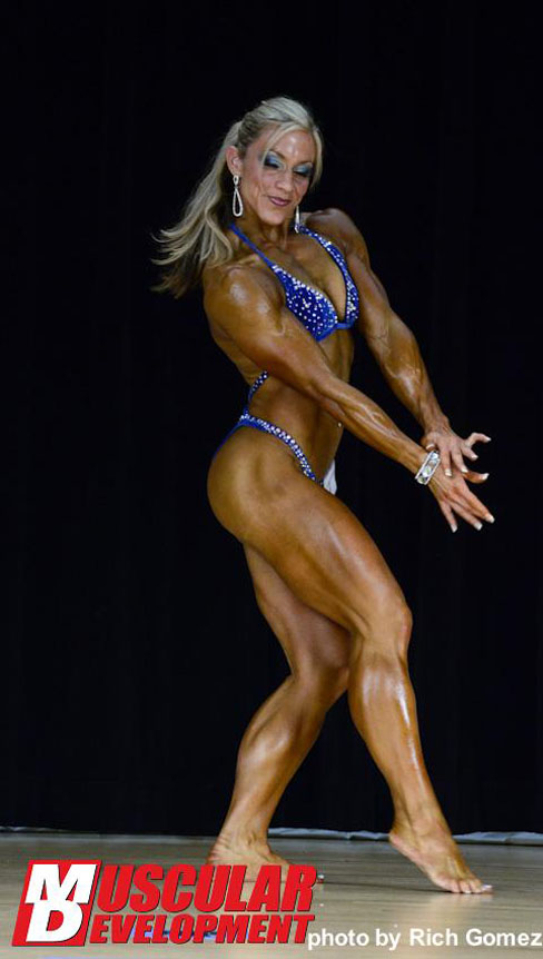 Cynthia Colon Female Muscle Bodybuilding Blog Muscular Development