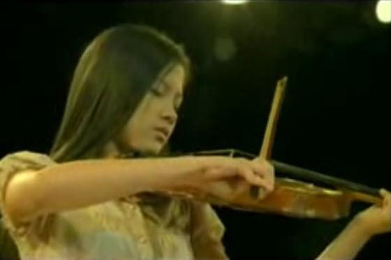 pantene tv commercial thailand deaf violinist