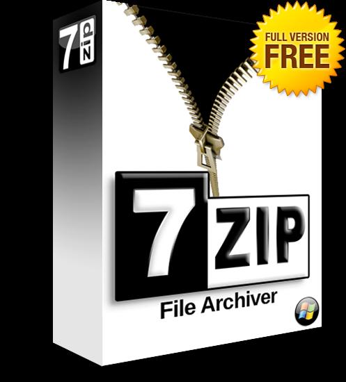 7-Zip File Archiver