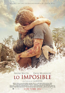 Lo imposible (The impossible) (2012)