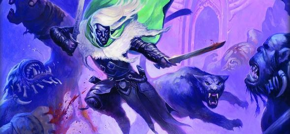 Legend of Drizzt Dungeons & Dragons Board Game Review