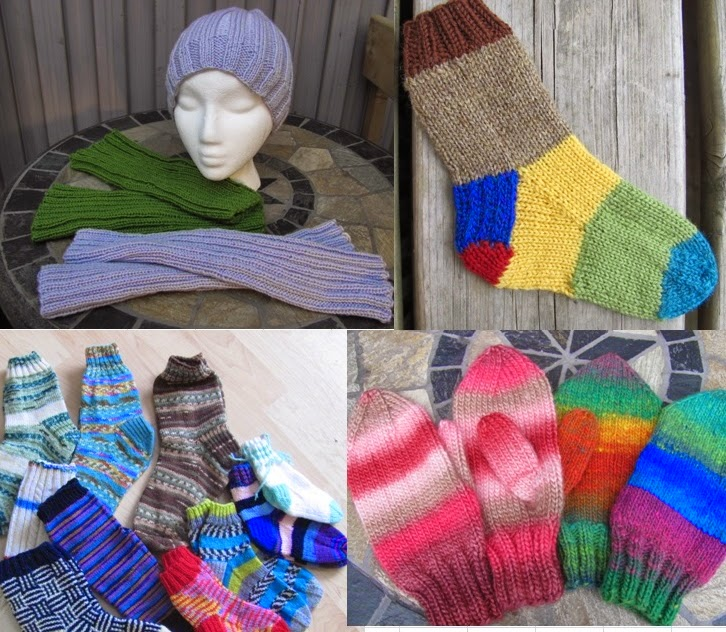 Apprendre a tricoter avec une aiguille circulaire - Tricoter avec une aiguille circulaire ...