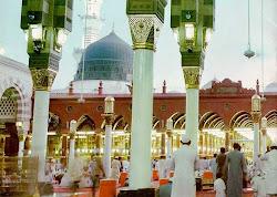 قصيدة مدح الرسول بسور القرآن
