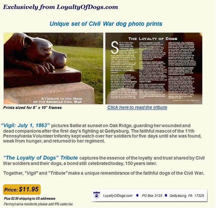 http://www.LoyaltyOfDogs.com/ReadTribute.htm