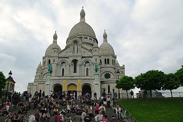 Sacré-Coeur Paris images