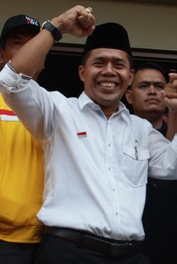 Babai Suhaimi Mundur dari Anggota DPRD