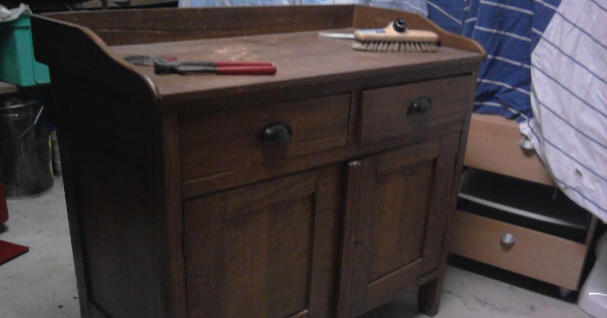 L 39 art de la d coration meuble pitchpin - Cerusage de meuble ...