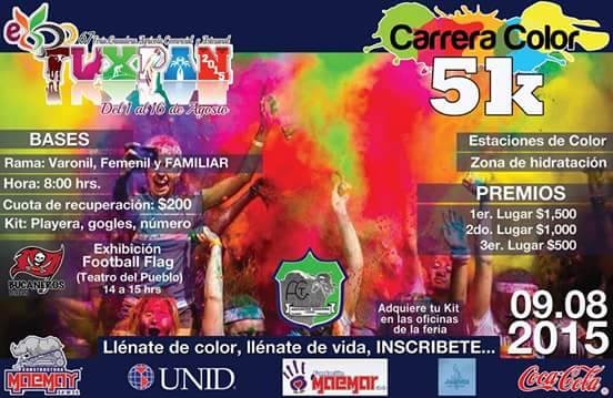 CARRERA COLOR