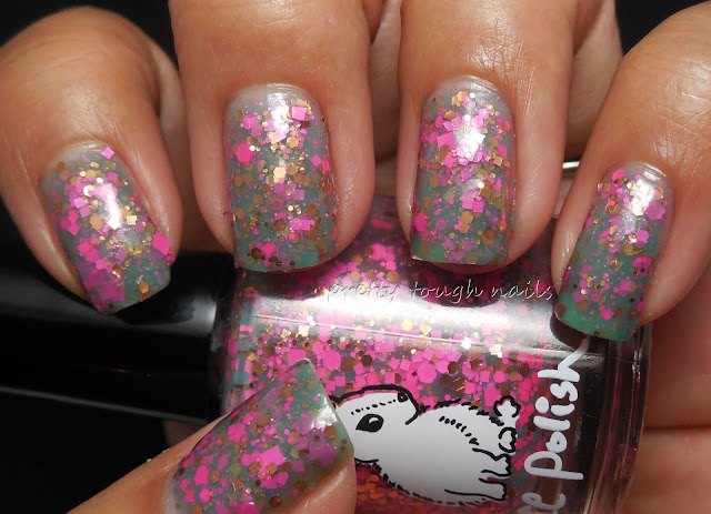 Hare Polish Neon Palm