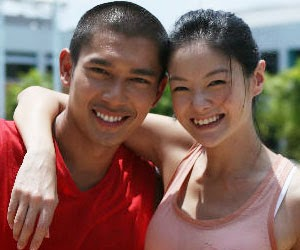 Shelia Sim & Elvin Ng, Are They Dating?