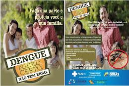 DENGUE - TODO DIA É DIA DE COMBATER!