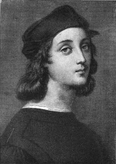 Portrait of Raphael - Painted by Himself