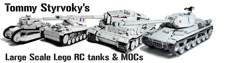 Tommy Styrvoky's MOCs