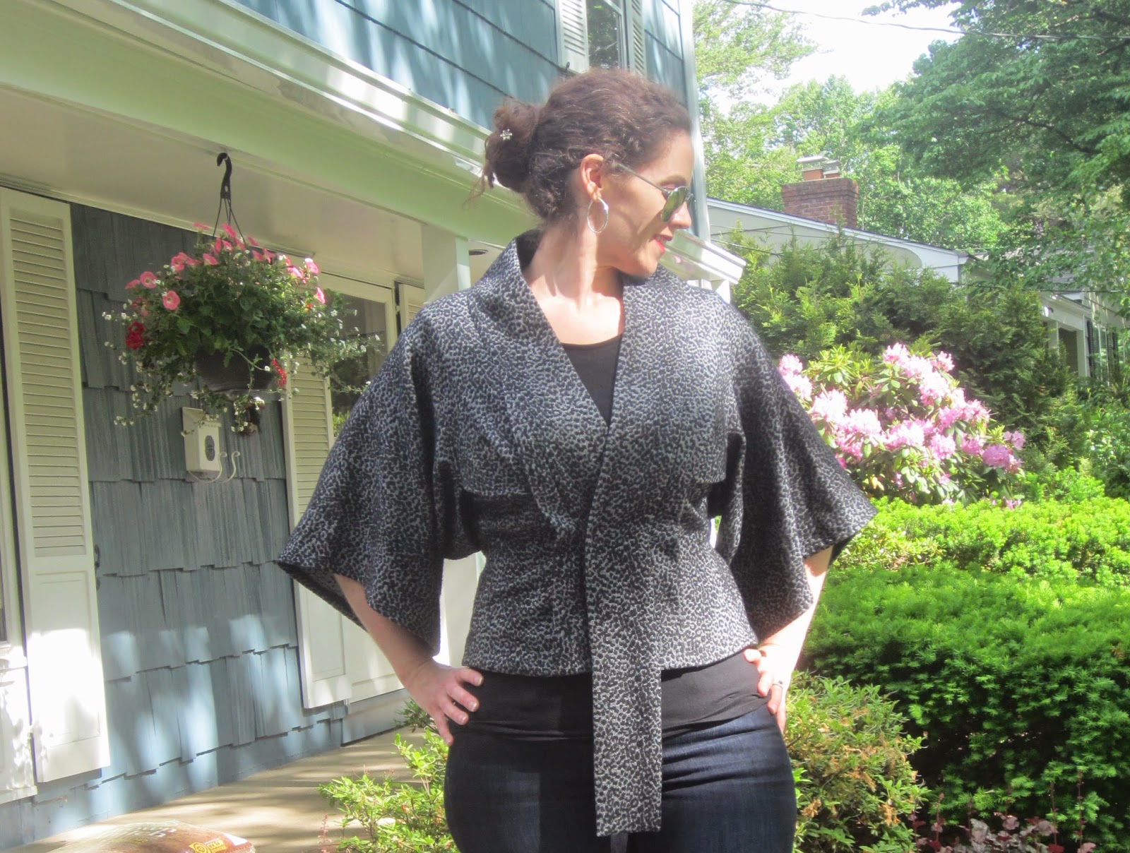 Clio & Phineas: Alexander McQueen Jacket - Finished! (And already ...