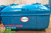 Gbr Septic Tank Type RC-4 & RC-5