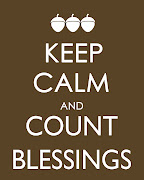 Keep Calm and Count On!