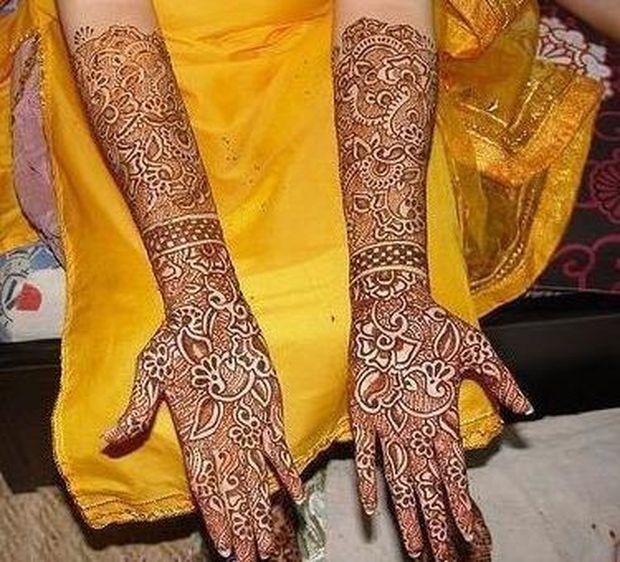 New Full Hand Mehndi Designs : Indian mehndi designs for full hands desings