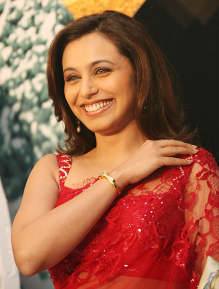 Think, that Rani mukherjee hot transparent saree think, that