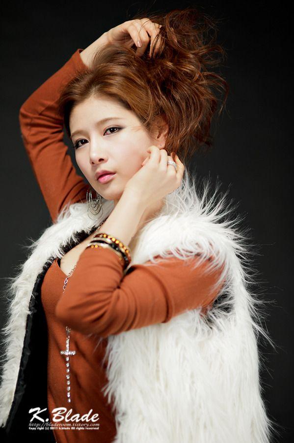 Foto Hwang Ga Hi Foto Sexy 2