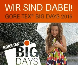Gore Tex BIG DAYS 2015