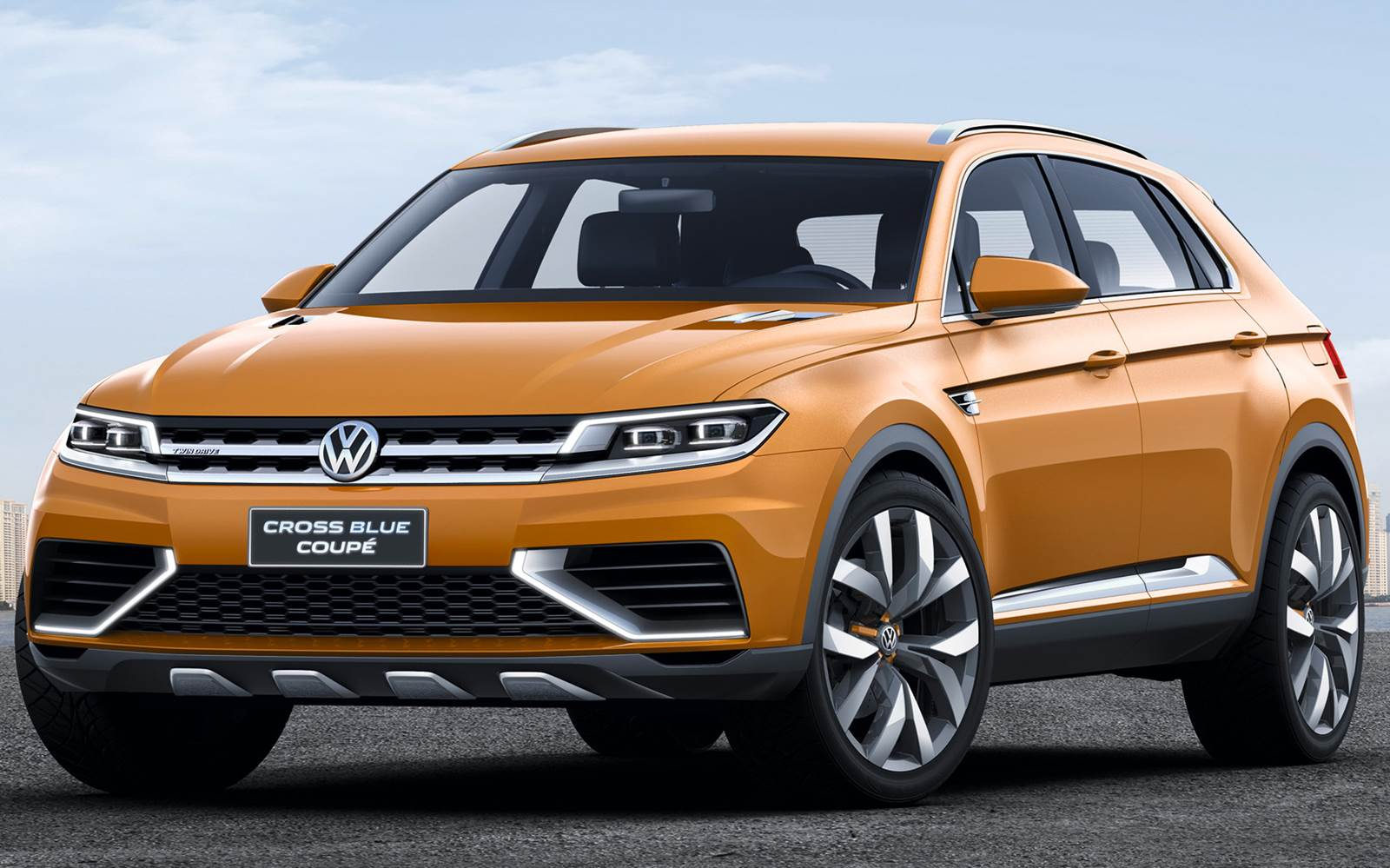 volkswagen prepara ofensiva com 5 novos suv at 2017 car blog br. Black Bedroom Furniture Sets. Home Design Ideas