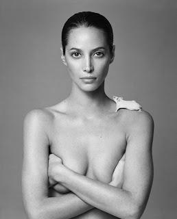 Patrick Demarchelier photographie de mode Vanessa lekpa romantique poetique sensuel