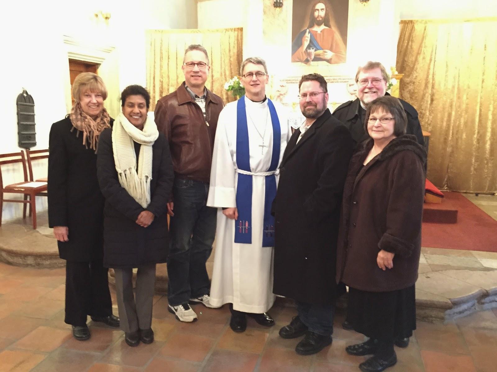 Visit to the Silesian Lutherans (Bohemia)
