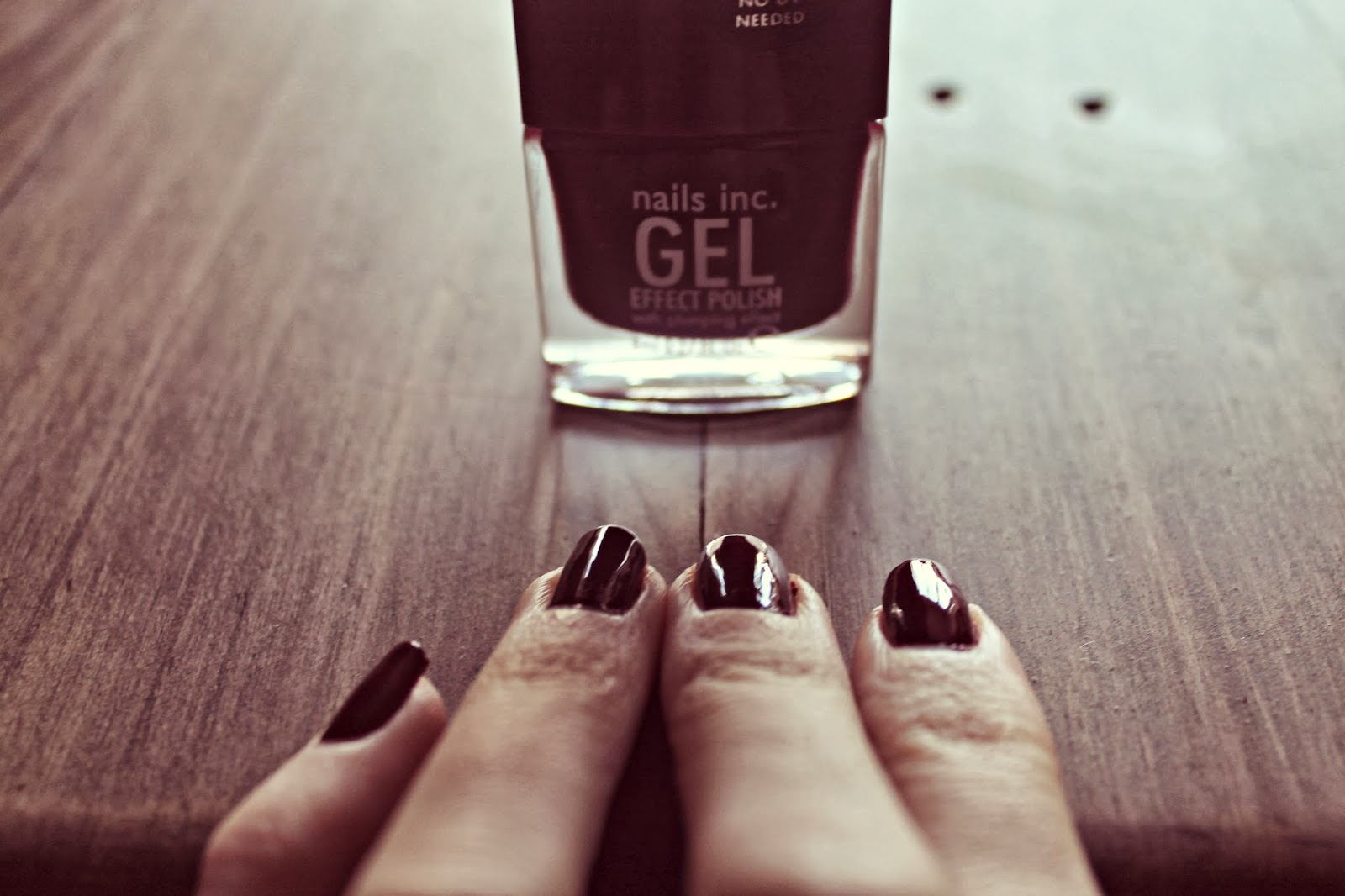 Nails Inc Gel Effect Polish Blog Review