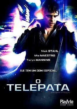 Filme Poster O Telepata DVDRip XviD Dual Audio & RMVB Dublado