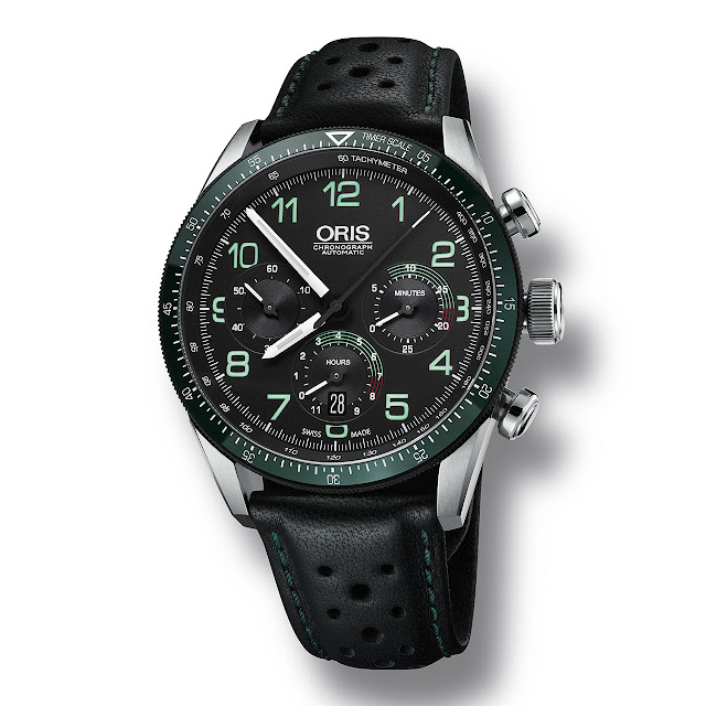 Oris Calobra Chronograph Limited Edition II Automatic Watch