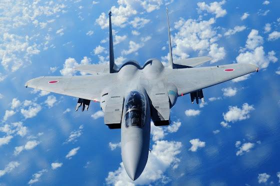 JASDF F-15 Eagle