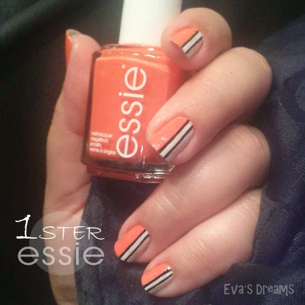Nails of the week: Mein erster Essie Nagellack