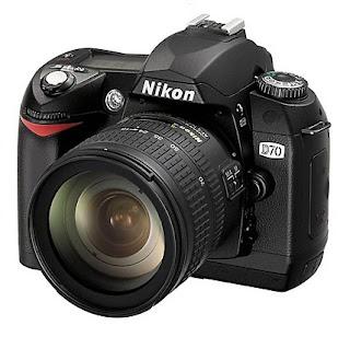 Harga Nikon D70