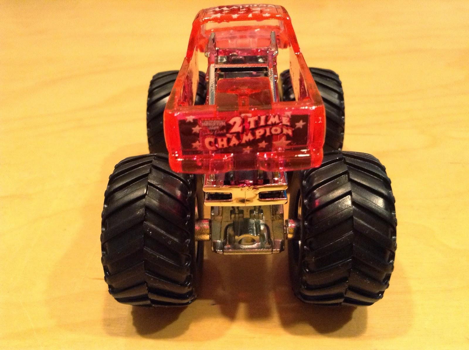 Ausmalbild Madusa Monster Truck: Julian's Hot Wheels Blog: Madusa Monster Jam Truck