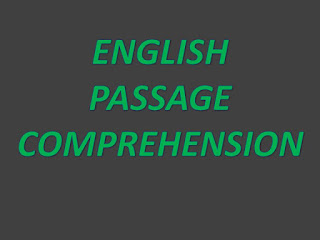 RC Passage For English :: IBPS Clerk Mains Exam