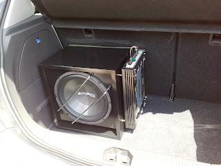 Ketto90 hi fi car progettazione e impostazione baule per l 39 impianto stereo - Impianto hi fi casa consigli ...