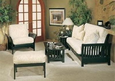 Lindos muebles para una sala de estar peque a small - Muebles de salita de estar ...