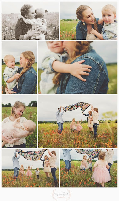 Natural Light The Woodlands Family Photographer on location