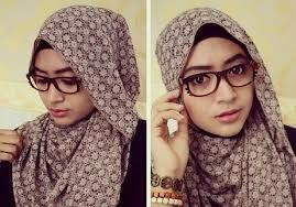 wanita hijab cantik fashion