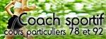 Coach sportif à domicile 78