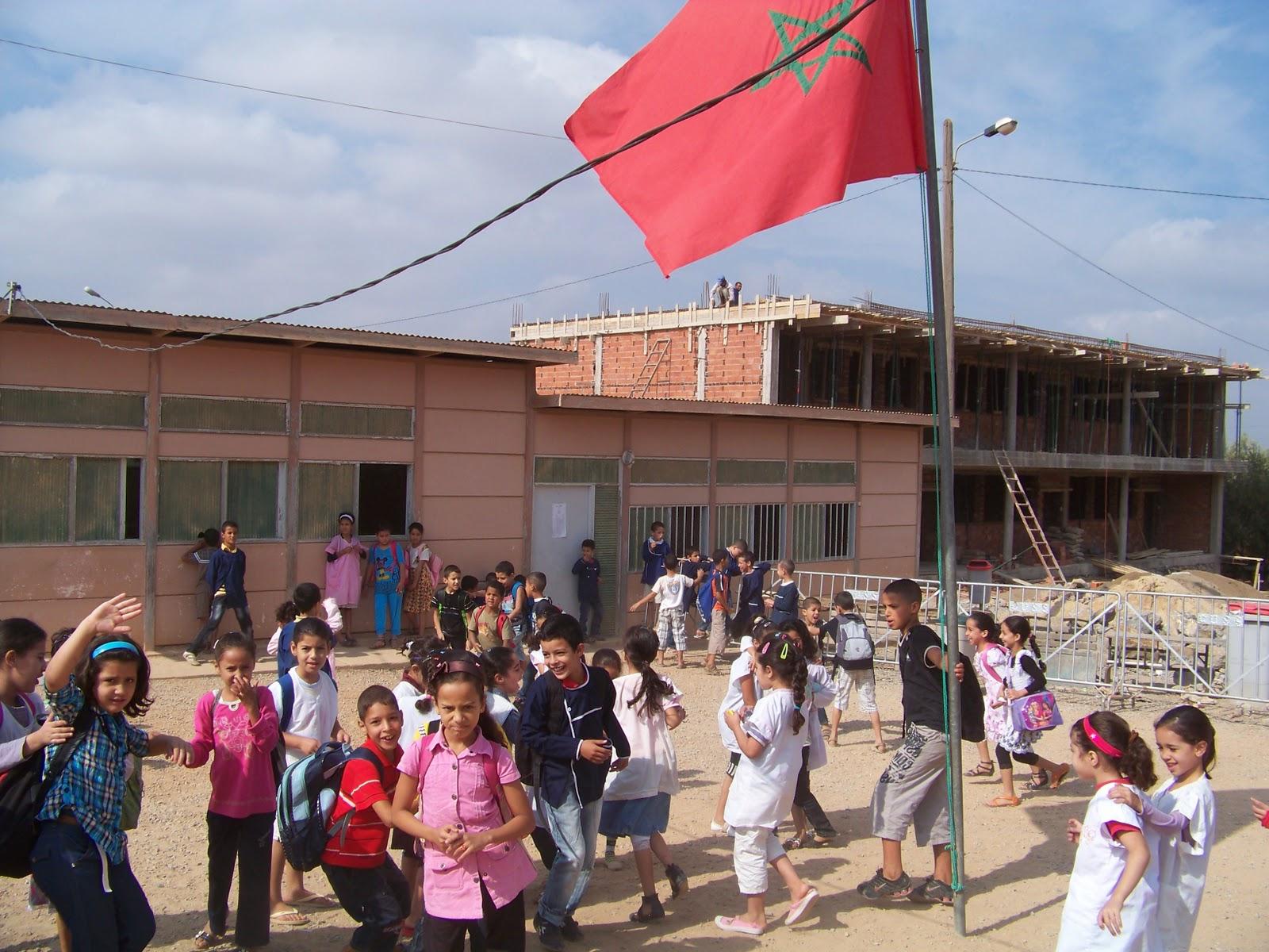 En cooperaci n la situaci n de la educaci n en marruecos for Educacion exterior marruecos