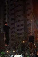 Iran: Two men hanged in public in Tehran