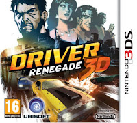 Driver: Renegade 3D (3DS) Nintendo 3DS