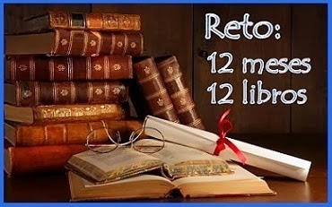 Reto 12 meses 12 libros 2017