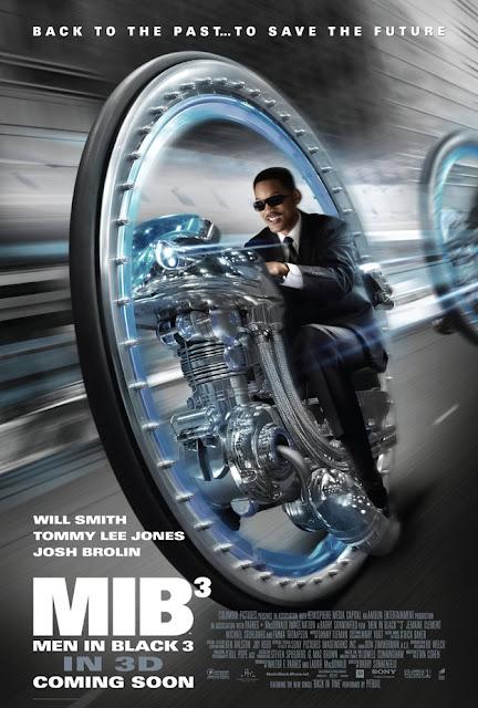 Ver Online Hombres de Negro 3 en español – Película Completa (men in black 3 new poster mib3)