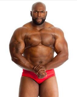WWE Ezekiel Jackson