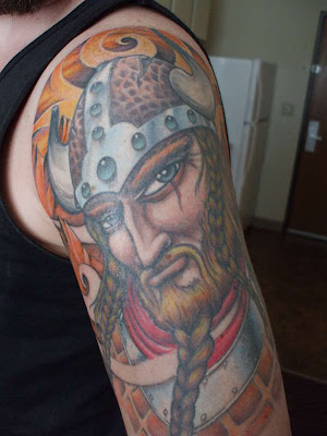 Viking Tattoo Pictures